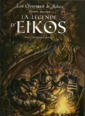 Les chroniques de Katura - La légende d'Eikos -1- Le seigneur des loups