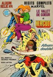 Un récit complet Marvel -REC04- Album Relié N°4 (n°8 et n°9)