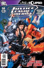Justice League of America (2006) -58- Eclipso rising part 5 : the destined and the dying