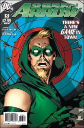 Green Arrow (2010) -13- Projectiles