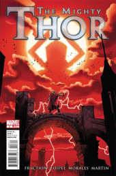 Mighty Thor (The) (2011) -3- The Galactus seed 3 : the stranger