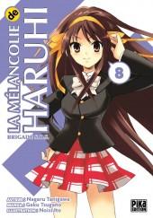 La mélancolie de Haruhi Suzumiya -8- Volume 8