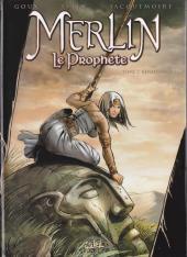 Merlin - Le Prophète -2- Renaissance