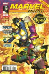 Marvel Universe (Panini - 2007) -27- Realm of Kings (3/4)