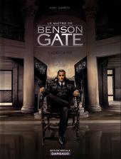 Le maître de Benson Gate -1ES- Adieu Calder