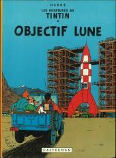 Tintin (Historique) -16B38bis- Objectif lune