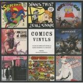 (DOC) Études et essais divers - Comics vinyls - 50 ans de complicité entre la bande dessinée et la musique