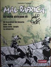 (AUT) Pratt, Hugo (en italien) - Mal d'Africa - Le serie africane di Hugo Pratt