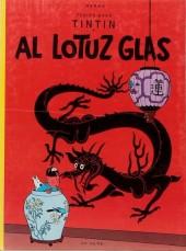 Tintin (en langues régionales) -5Breton- Al Lotuz glas