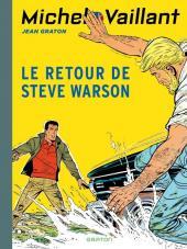 Michel Vaillant (Dupuis) -9- Le Retour de Steve Warson