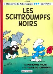 Les schtroumpfs -1b83- Les Schtroumpfs noirs