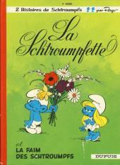 Les schtroumpfs -3b82- La schtroumpfette