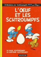 Les schtroumpfs -4b83- L'œuf et les schtroumpfs