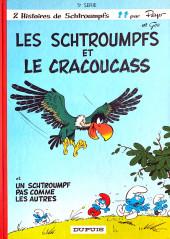 Les schtroumpfs -5b83- Les Schtroumpfs et le Cracoucass
