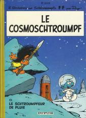 Les schtroumpfs -6b83 Juil- Le cosmoschtroumpf