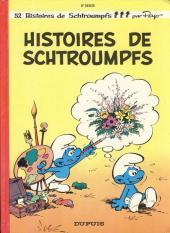 Les schtroumpfs -8b83- Histoires de Schtroumpfs