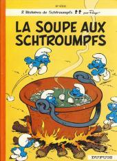 Les schtroumpfs -10a1982- La soupe aux Schtroumpfs