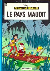 Johan et Pirlouit -12b1983/07- Le pays maudit