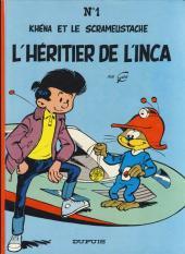 Le scrameustache -1a1985- L'héritier de l'Inca