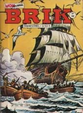 Brik (Mon journal) -192- La jolie morte