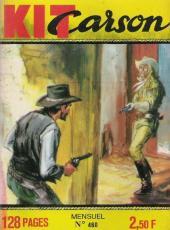 Kit Carson -460- Le désert empoisonné