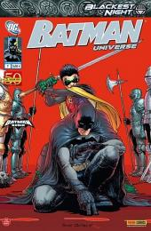 Couverture de Batman Universe -7- Batman vs Robin