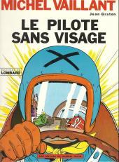 Michel Vaillant -2c72''- Le pilote sans visage