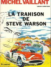 Michel Vaillant -6d1983- La trahison de Steve Warson