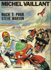 Michel Vaillant -14c- Mach 1 pour Steve Warson