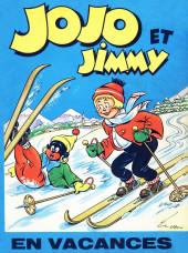 Jojo et Jimmy -3- En vacances