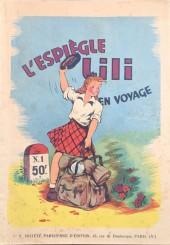 Lili (L'espiègle Lili puis Lili - S.P.E) -1- L'espiègle Lili en voyage