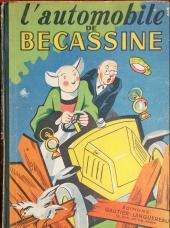 Bécassine -14a- L'automobile de Bécassine
