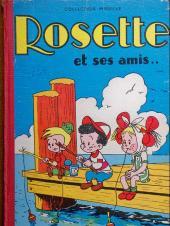 Rosette et ses amis... - Tome 2