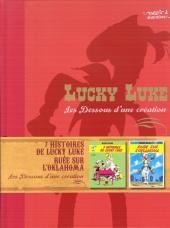 Lucky Luke - Les Dessous d'une création (Atlas) -23- 7 Histoires de Lucky Luke / Ruée sur l'Oklahoma
