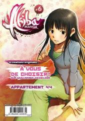 Akiba Manga -6- Numéro 6