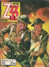Z33 agent secret -76- Opération Voltaire