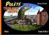 Tranches de ville -9- Polète Tsumamie à Dieppe