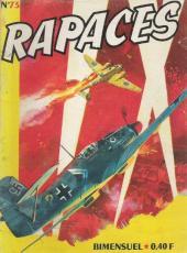 Rapaces (Impéria) -73- Buffalo dans le ciel