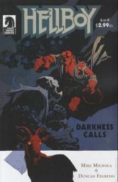 Hellboy (1994) -32- Darkness calls 6