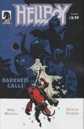 Hellboy (1994) -28- Darkness calls 2