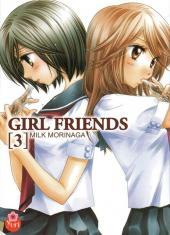 Girl friends -3- Volume 3