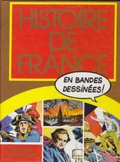 Histoire de France en bandes dessinées (Intégrale) -6FL- De Bonaparte à Louis-Philippe