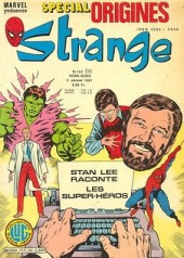 Strange (Spécial Origines) -133bis- L'Araignée
