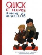 Quick et Flupke -5- (Casterman, Fac-similé N&B) -1- Gamins de bruxelles
