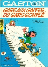 Gaston -R3 87- Gare aux gaffes du gars gonflé