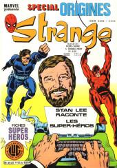 Strange (Spécial Origines) -142bis- Strange 142 bis