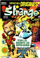 Strange (Spécial Origines) -145bis- Strange 145 bis