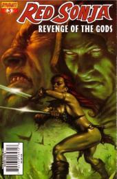 Red Sonja: Revenge of the Gods (2011) -3- Issue #3