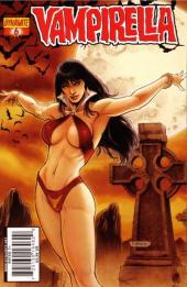 Vampirella (2010) -6C- Crown of worms part 6