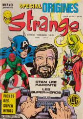 Strange (Spécial Origines) -148bis- Strange 148 bis